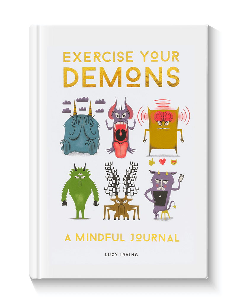 Exercise Your Demons book cover