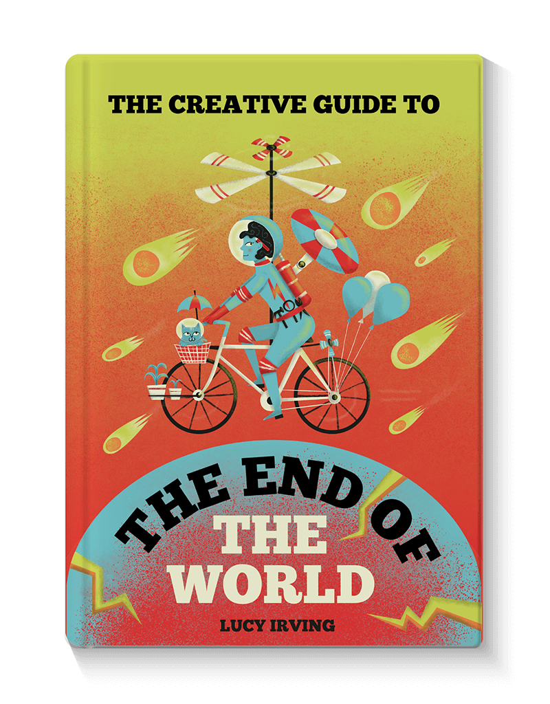 The Creative Guide to the End of the World book cover